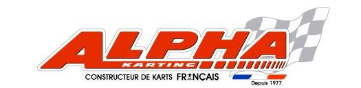 Logo Alpha Karting