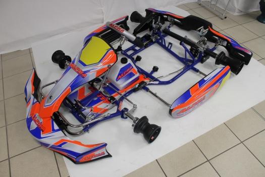 Châssis Alpha Karting